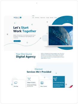 Website design Image 7